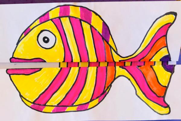 folding fish