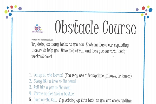 Obstacle Course thumbnail