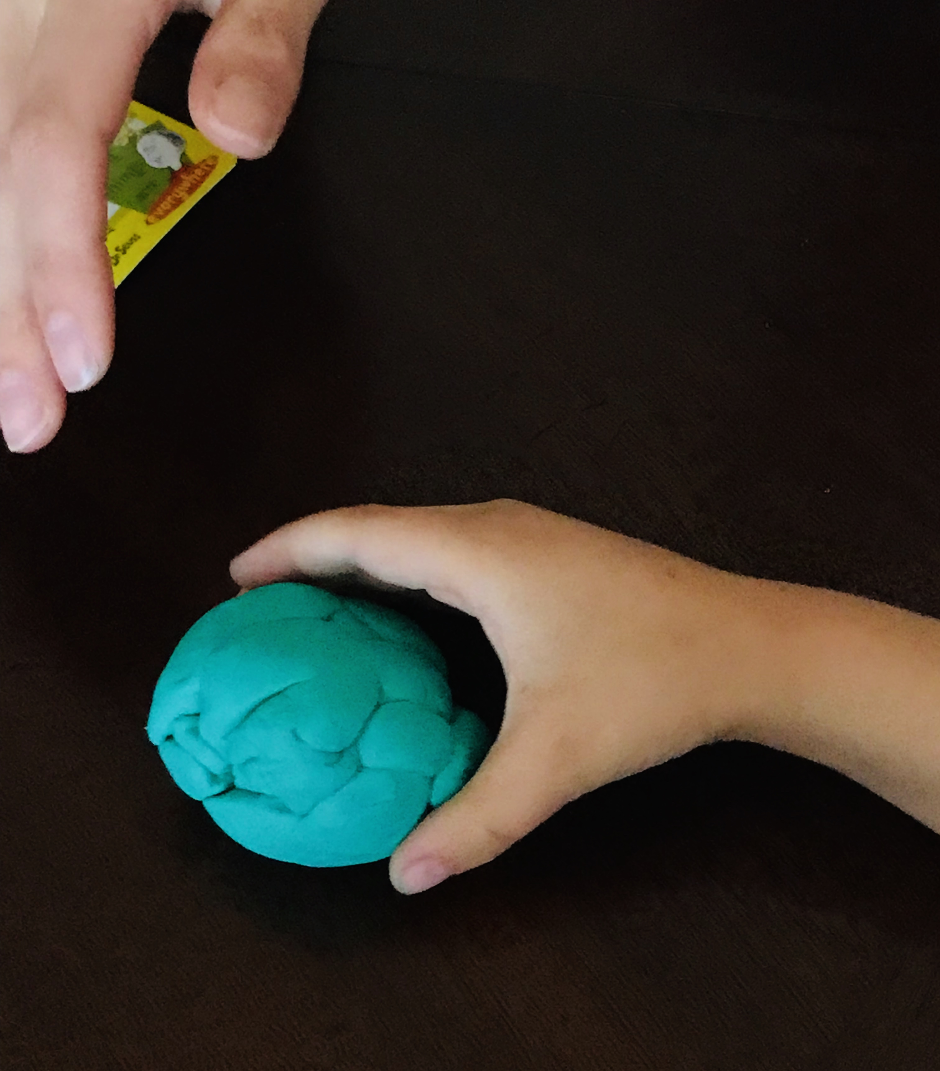 Ball of Play Doh