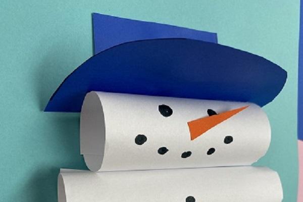 snowman-rolls