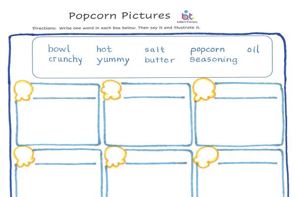 popcorn pictures