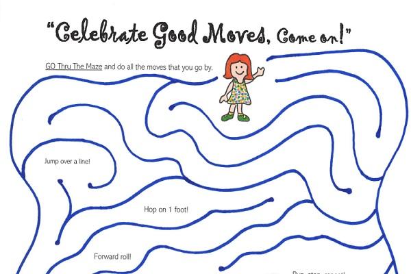 celebrate good moves