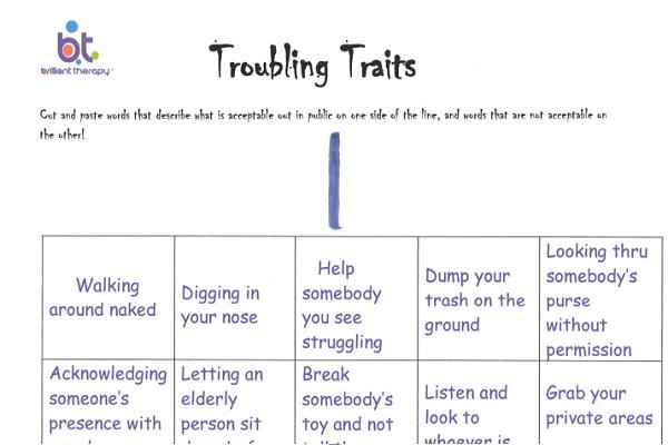 troubling-traits