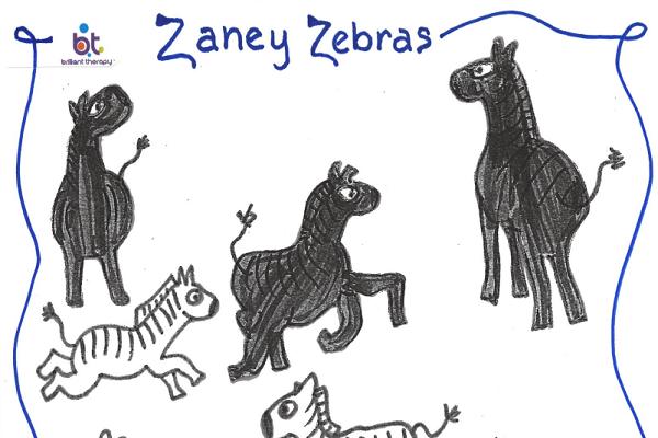 zaney zebras